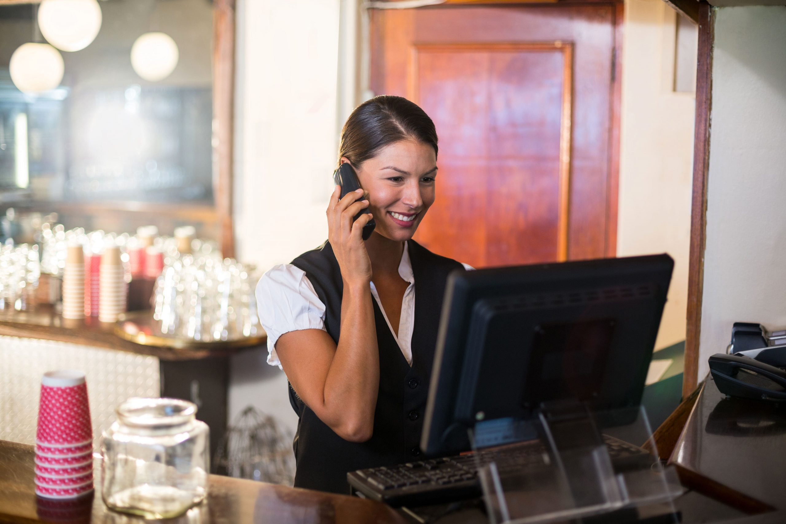 Hospitality Mobile and internet coverage solution Carlton Rising Connection