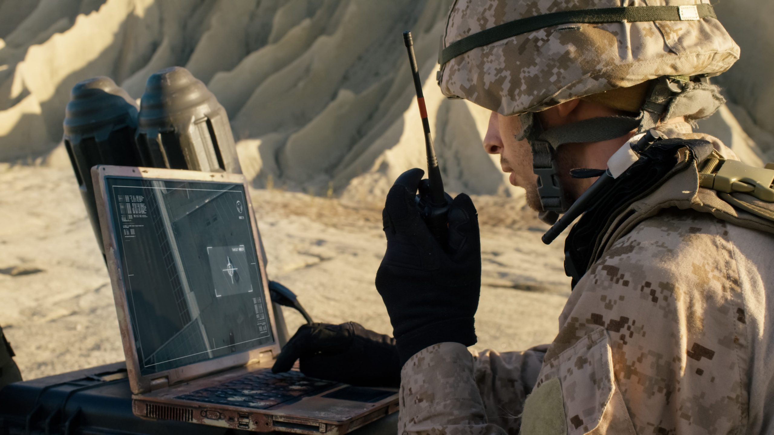 Military and Defence Forces Mobile and internet coverage solution Carlton Rising Connection