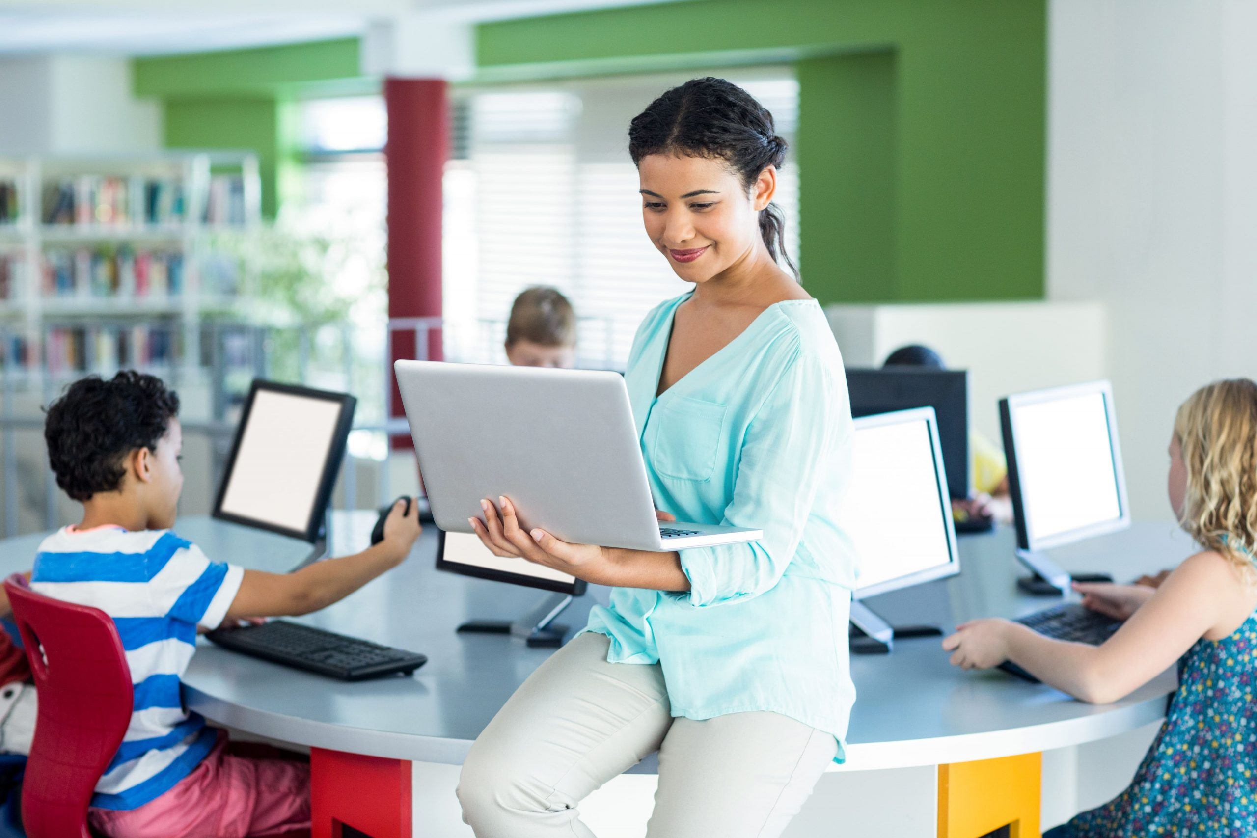 Schools and Academia Mobile and internet coverage solution Carlton Rising Connection