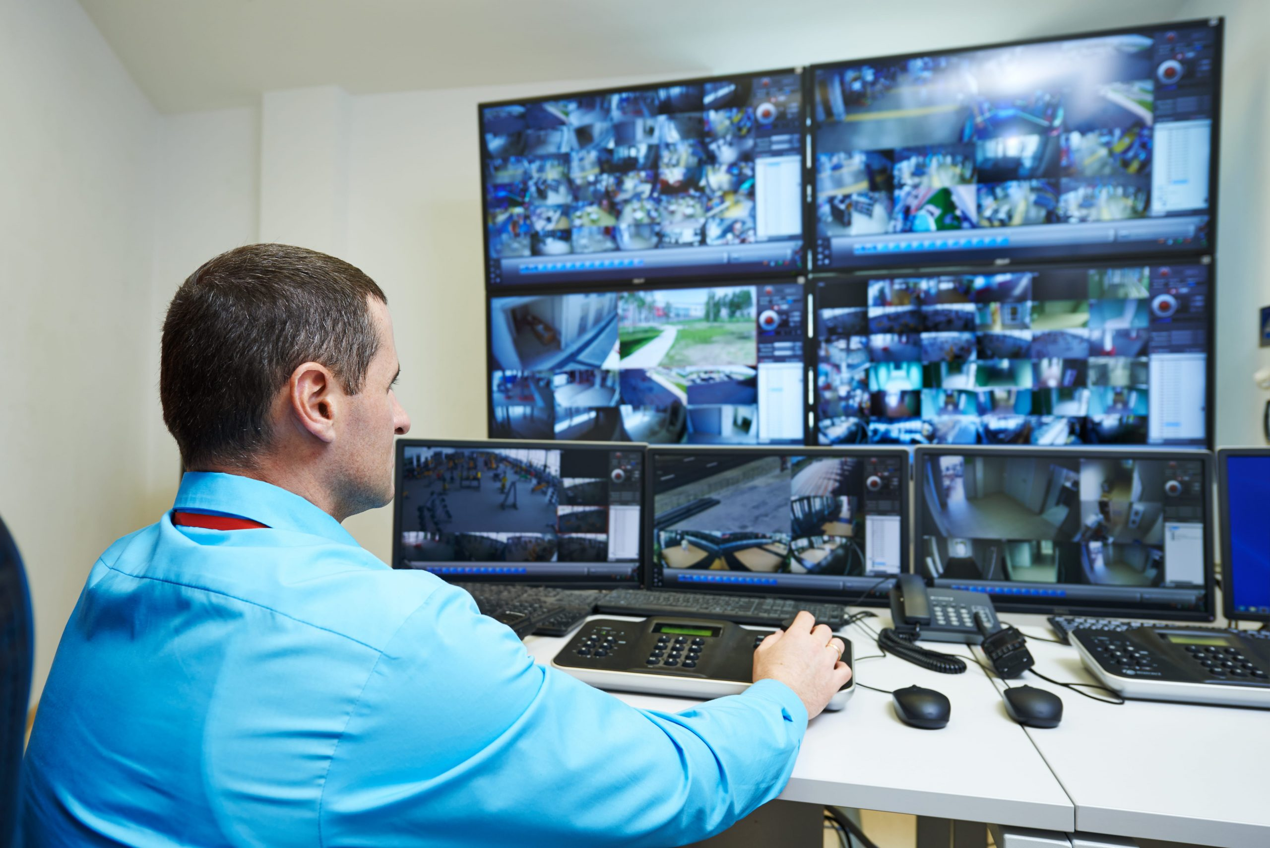 Security Mobile and internet coverage solution Carlton Rising Connection